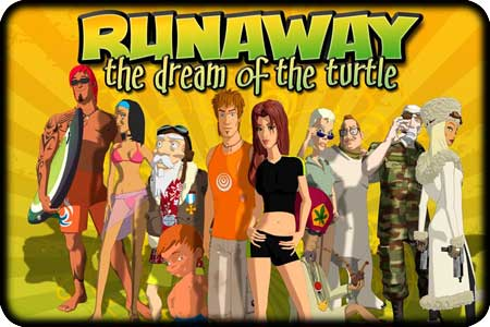 Runaway 2 dream of the turtle
