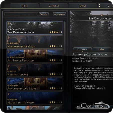 Neverwinter Online Foundry