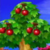 cerezas frutas Animal Crossing New Leaf