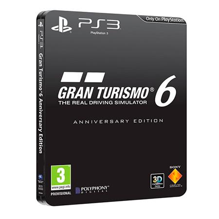 Grand Turismo 6 caja box
