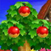 manzanas frutas Animal Crossing New Leaf