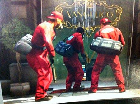 Primer screenshot de GTA5