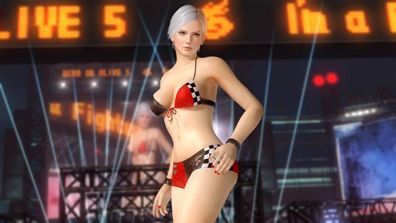 Chicas de Dead or Alive 5 Ultimate