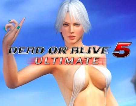 Chicas de Dead or Alive 5 Ultimate