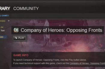 Guía Company of Heroes: Como instalar y jugar a COH en STEAM