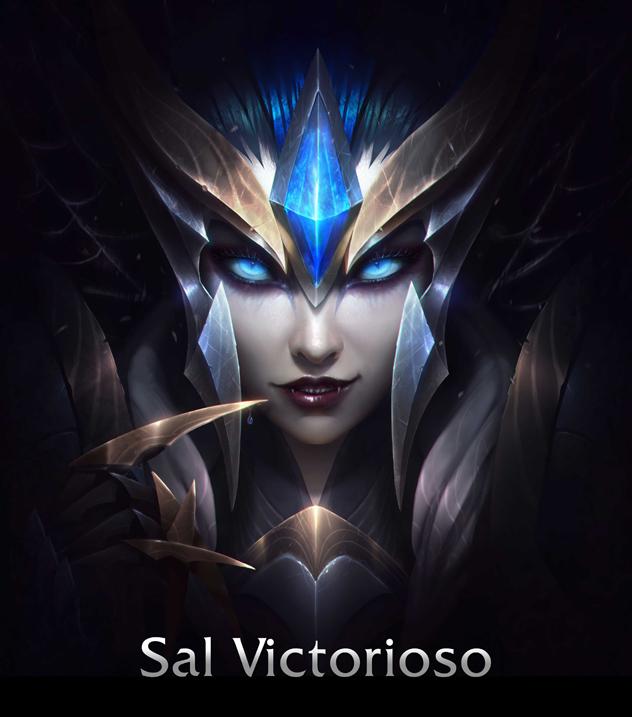 Elise Victoriosa Recompensa de tercera temporada League of Legends