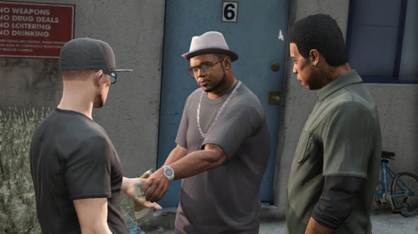dinero facil en GTA Online