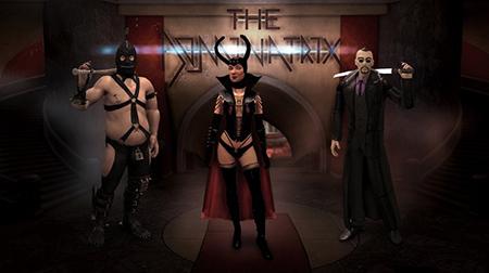 DLC Saints Row 4 Enter the Dominatrix
