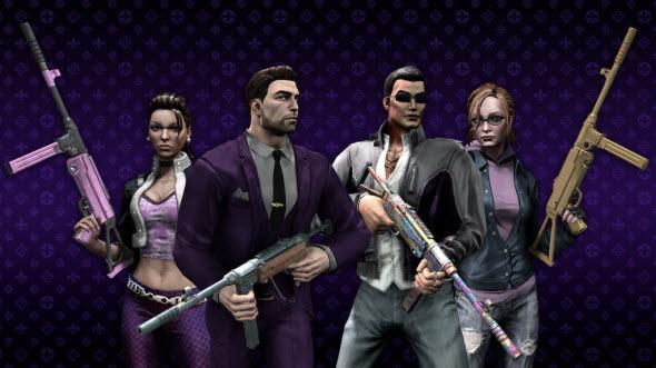 Saints Row 4 DLC