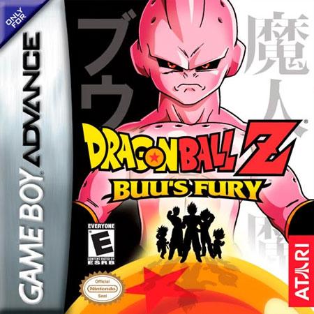 Dragon Ball Buus Fury title=