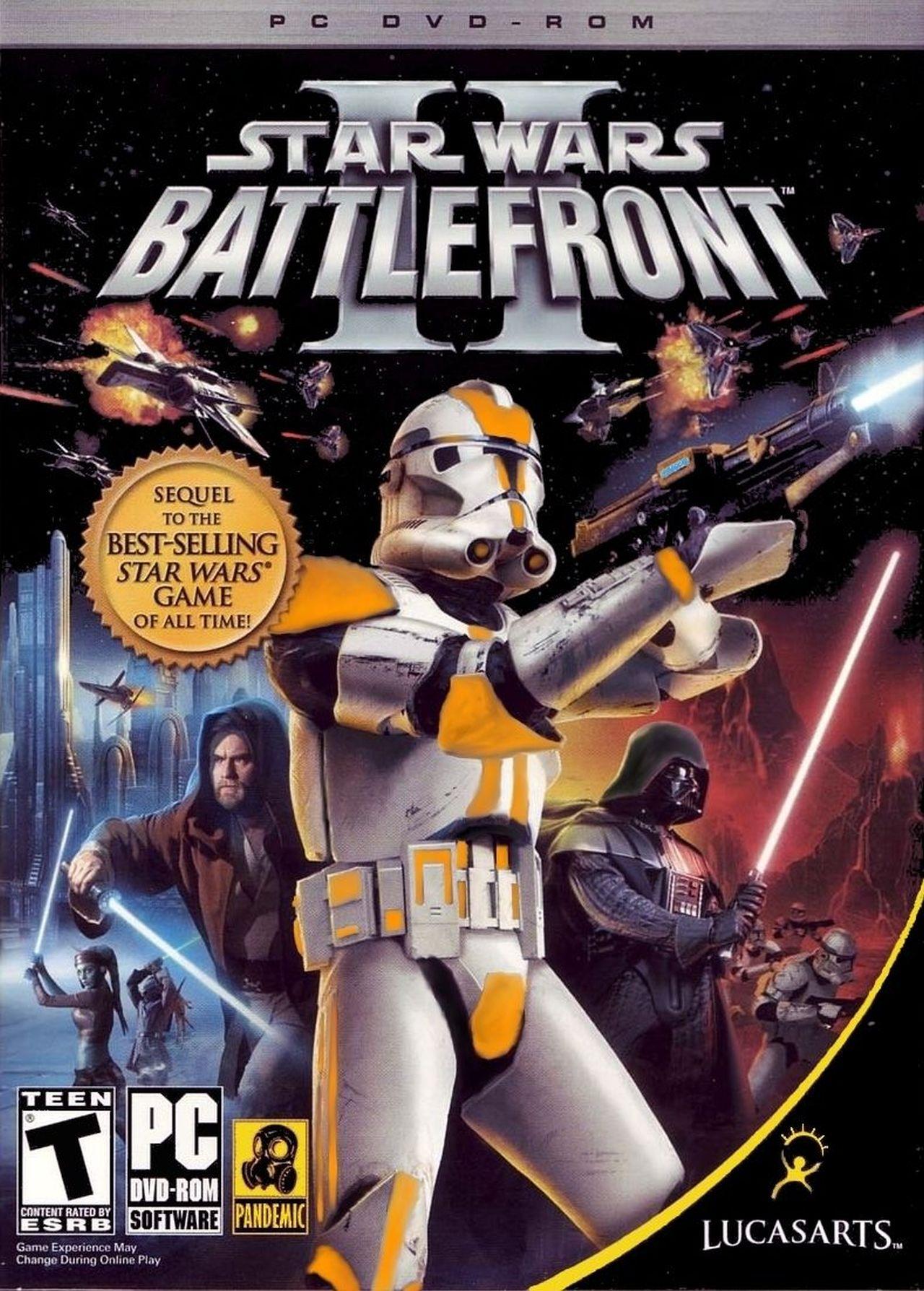 star wars battlefront2 pc