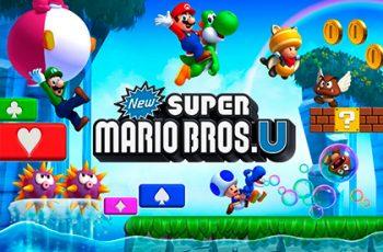 Trucos para el New super mario bros U de Wii U